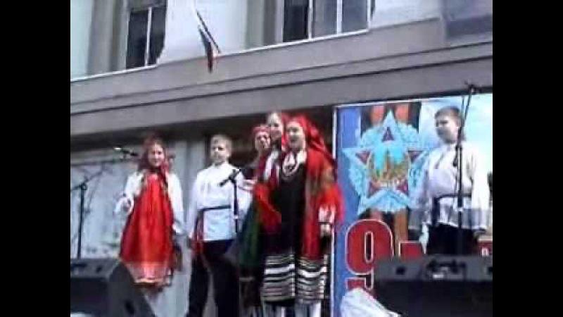 Паветье фольклорный ансамбль Воронеж