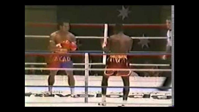 Sugarfoot vs Sakad Petchyundee II