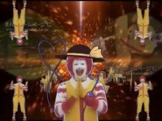 【ドナルド】Ronald McDonald's Clown Night【Touhou Ran Ran Ruu】