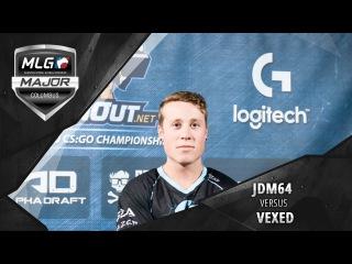 MLG Columbus 2016 Main Qualifier: jdm64 vs. Vexed