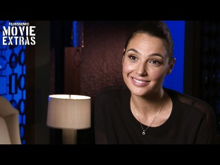 Keeping Up with the Joneses | On-set visit with Gal Gadot 'Natalie Jones'