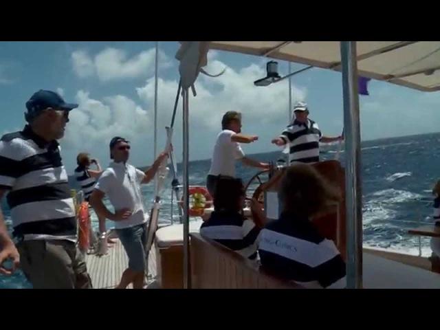 Chronos Antigua Classic Yacht Regatta 2014