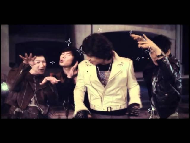 SHINee 샤이니 '보디가드 (애니콜 CF송_샤방 보디가드폰)' MV