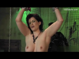 Asshole sex in public + big tits and bondage videos