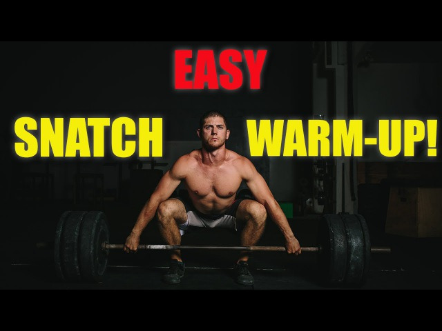 Great Snatch Warm-up (WODprep Tutorial)