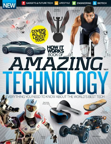 How It Works Book of Amazing Technology Volume 4 Revised Edition