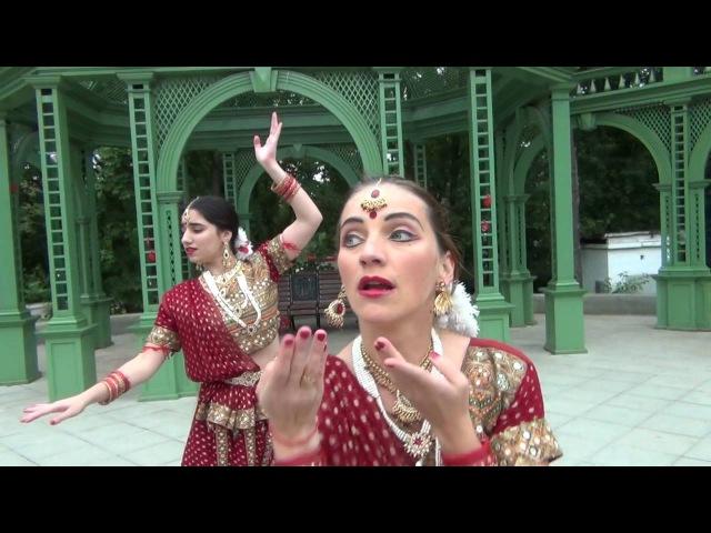 Swetlana Nigam Rima Shamo | Mohe Rang Do Laal | Bajirao Mastani | Choreography by Swetlana Nigam