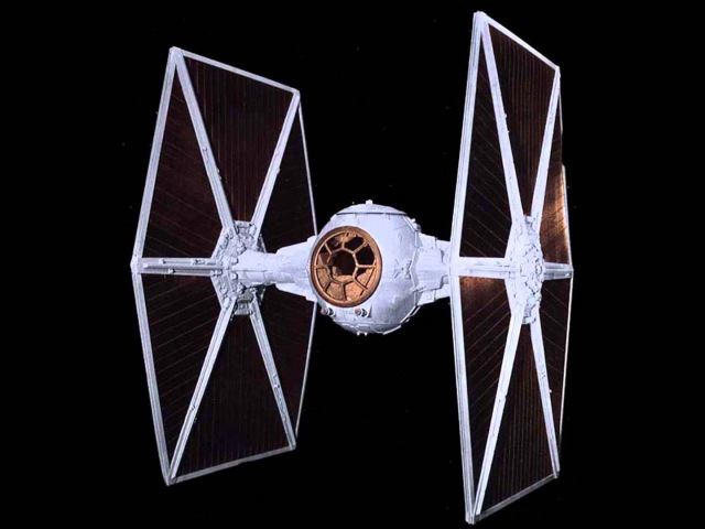 TIE Fighter roar