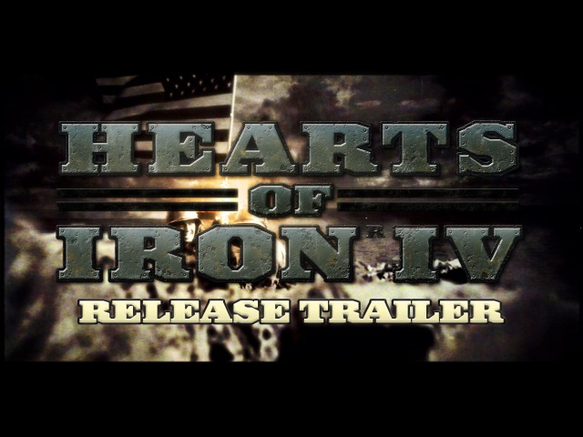 Hearts of Iron IV Take Action Release Trailer