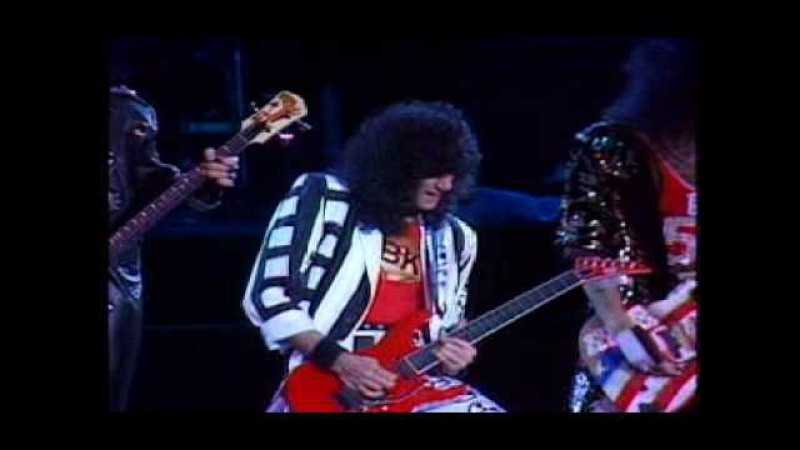 Kiss Budokan Hall Japan 1988 Love Gun