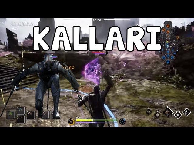 Paragon Kallari - Gameplay
