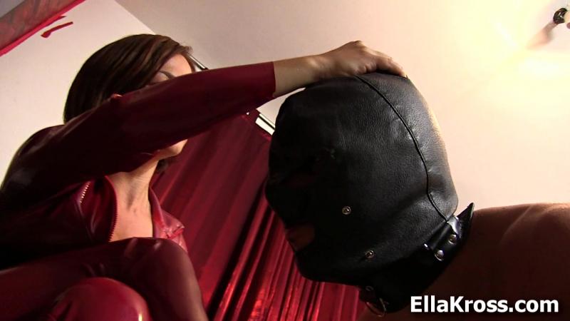 Mistress Ella Kross High Heels Worship And Face