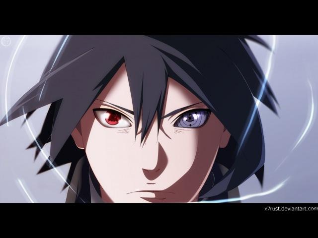 Sasuke Uchiha • AMV - Breaking Inside ᴴᴰ