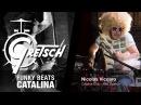 Gretsch Drums - Funky Beats Catalina - avec Yann Coste Nicolas Viccaro