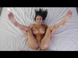 Jackie Wood - Big Breasted Latina 18+ #Порно #Porno