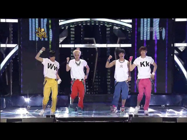HQ SUPER JUNIOR 2PM 2AM SHINee BEAST MBLAQ Dec 29, 2009