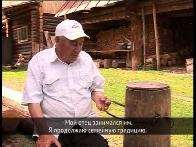 Орнамент Мастера батмана из Бурзяна 2011г с субтитрами на русском языке