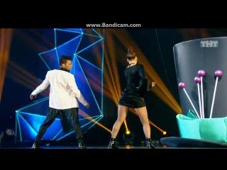 Танцы на ТНТ HD ( 18 серия отчетный концерт) - Виталий Савченко и Екатерина Решетникова
