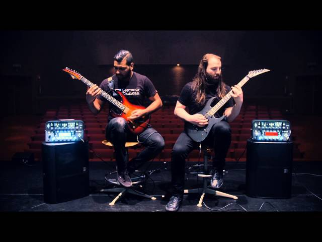 ABORTED Cadaverous Banquet Guitar Play Through