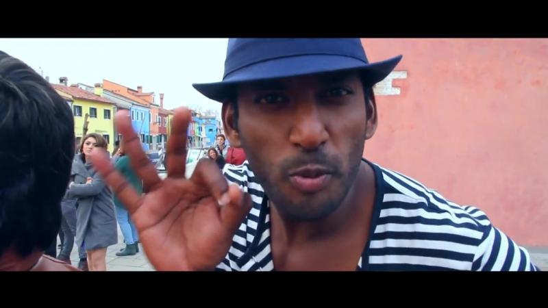 Aye Aye Aambala Song Making Video Vishal Hansika Sundar C Khushbu Hiphop Tamizha