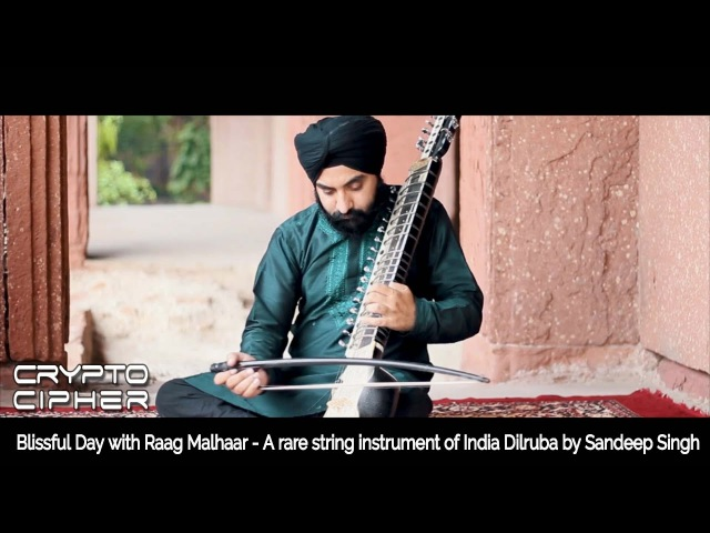 Dilruba Instrument String Instrument of India Raag Malhar Sandeep Singh