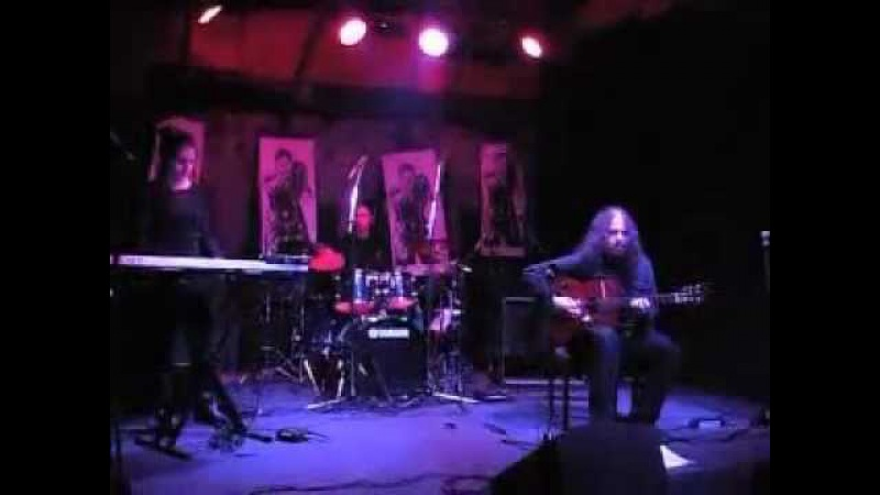 Tamerlan My Burning Wings Live Samhain 2011