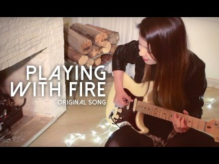 Juliana Vieira -  Playing with fire (Original song)