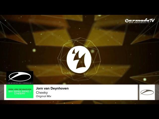 Jorn van Deynhoven Cheeky Original Mix