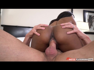 Diamond Jackson and Indigo Vanity (My White Stepdad Part 42016-12-02) [Threesomes, Hardcore, Ebony, Big Tits, All Sex, 1080p]