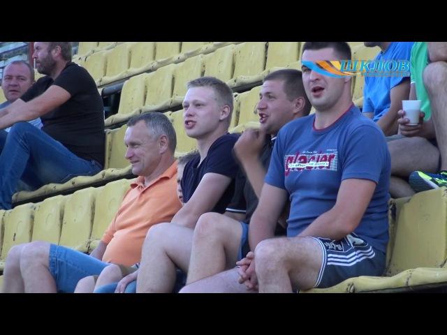 На гарадскім стадыёне адбыўся фінал Кубка Магілёўскай вобласці па футболе