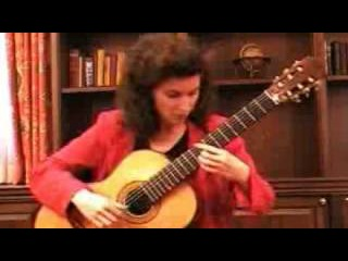 A Guitar Lesson with Sharon Isbin Part 3 - Sharon Isbin