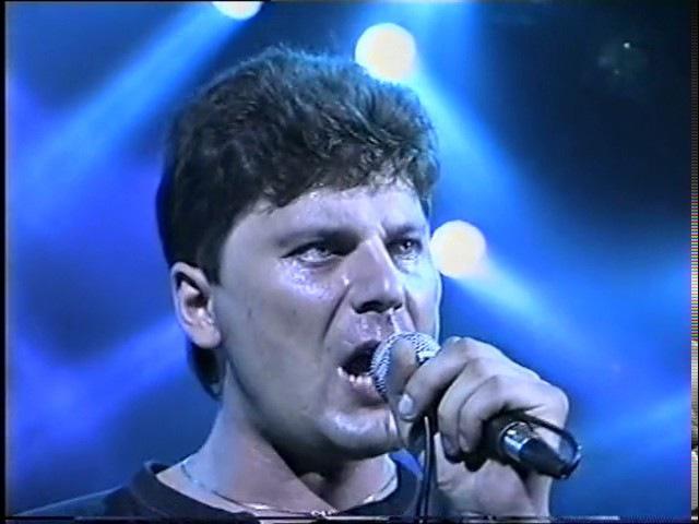 Сектор Газа Концерт в Москве ДК Горбунова 05 07 1996 профессиональная сьемка