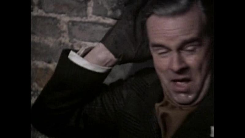 Лорд Питер Уимзи Девять ударов за упокой 4 серия Англия Детектив 1974