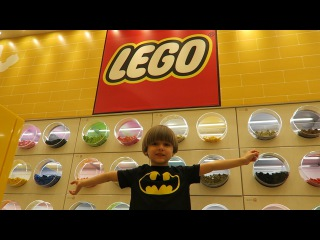 😛 Great Lego Store in a Shopping Mall