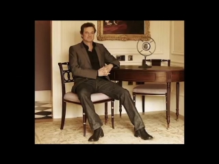 Colin Firth - (Ноги. Дискотека Авария)