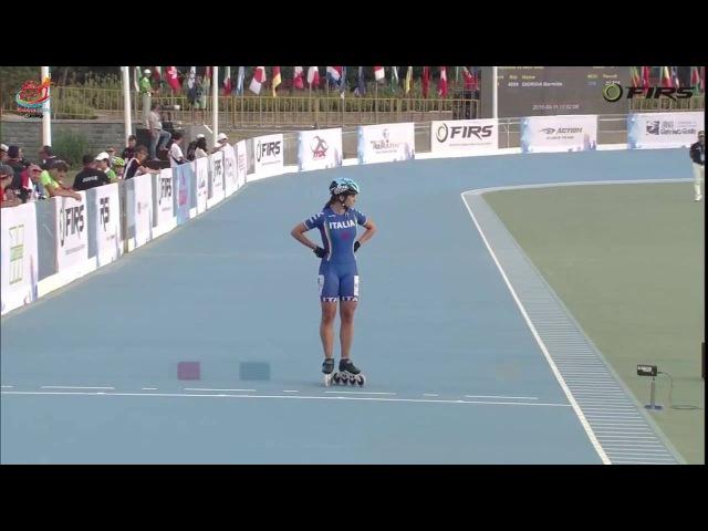 World2016 300mJuniorWomen
