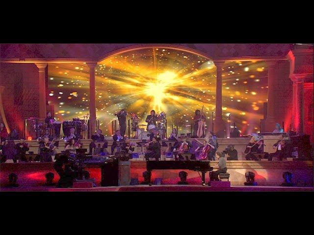 Yanni - Enchantment_1080p From the Master! Yanni Live! The Concert Event