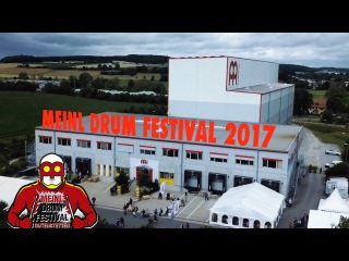 MEINL DRUM FESTIVAL 2017