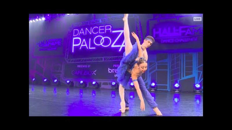 Sophia Lucia and Michal Wozniak - Le Corsaire - DancerPalooza Performance 2016
