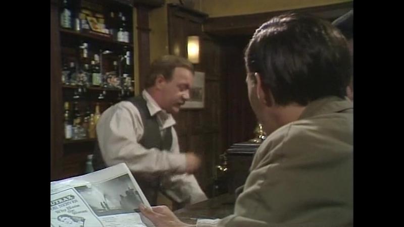 Лорд Питер Уимзи Смерть по обьявлению 3 серия Англия Детектив 1973