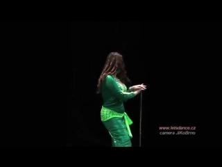 Tahira (Poland) - 3rd prize winner, folklore category - saidi, Let's Dance Festi 2898