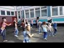 флэшмоб .дети из школы восточного танца АРАБЕСКИ