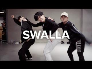 1million dance studio swalla jason derulo (ft. nicki minaj & ty dolla $ign) / hyojin choi choreography