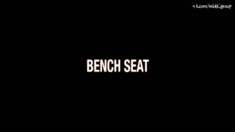 Bench Seat with Cassie Scerbo