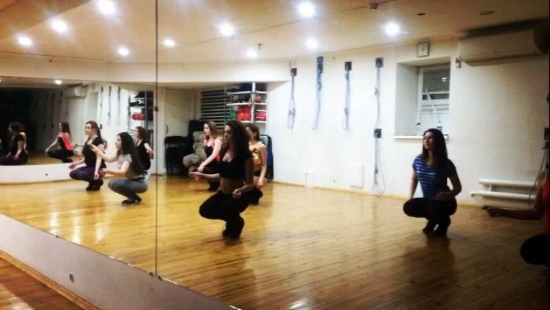 AG dance worktime