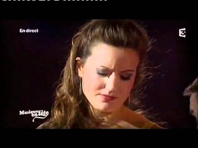 Salvatore Adamo et Julie Fushe Pourquoi tu chantes