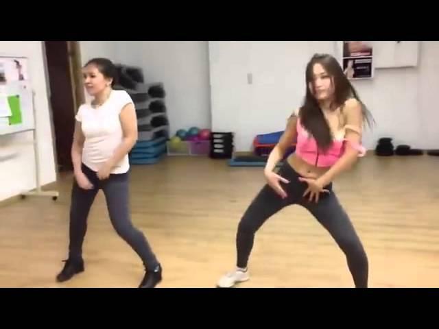 Девушки Казашки Великолепно Танцуют, Класс!!