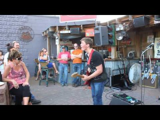 Austin Young Band with guest guitarist Cole Palensky