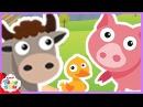 КАК ГОВОРЯТ ЖИВОТНЫЕ Звуки животных для детей Учим животных для самых маленьких