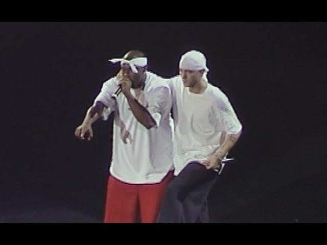 Eminem x Nate Dogg - Till I Collapse (Live in Las Vegas, 2002)